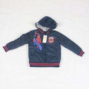 Marvel Little Boys Spider-Man Jacket